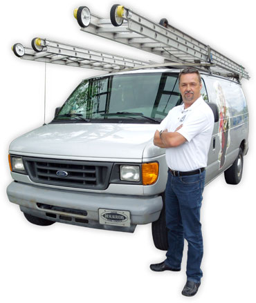 Sweeper, chimney sweeping, chimney inspection, rigid and flexible liner, chimney caps, metal chimney crown cover, fireplace doors, built-in woodstove, interior and exterior brick and stone chimney restoration for Montreal, West-Island, East of Montreal, North Shore, Laval, South Shore, Longueuil.